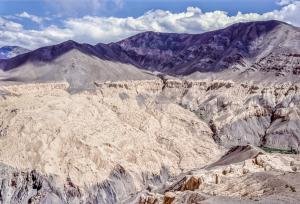 Les roches blanches, phénomène géologique!